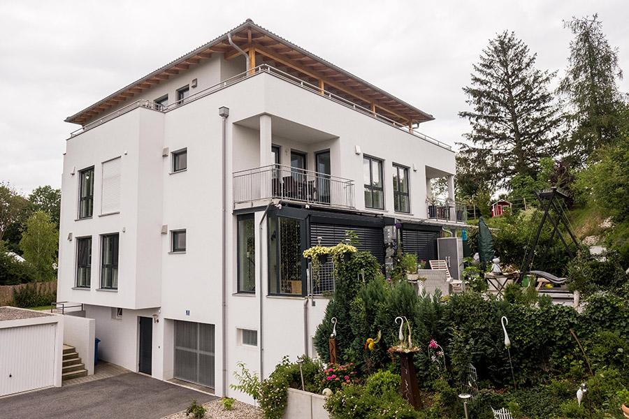 Mehrfamilienhaus in Straubing